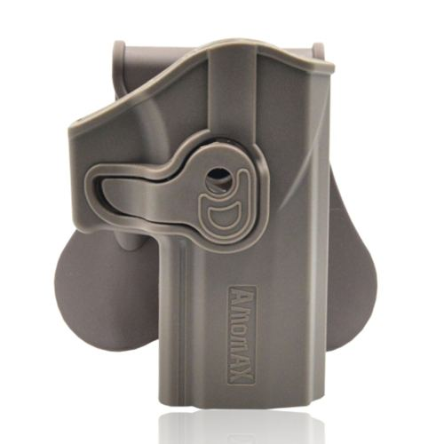 Amomax Tactical Holster for Sig Sauer P320 -Right-handed Tan