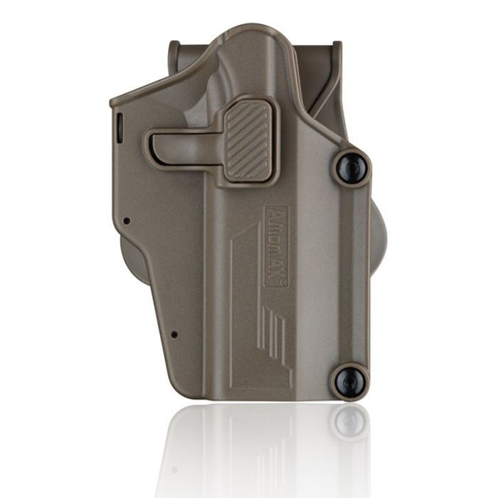 Amomax Universal Adjustable Tactical Holster for Airsoft- Right-handed
