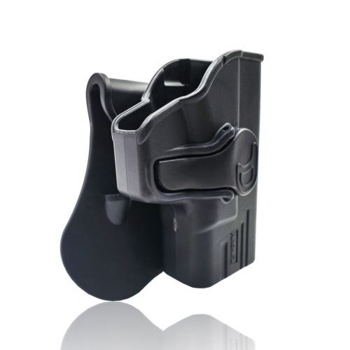 Amomax Springfield XDs Tactical Holster for Airsoft -Right-handed Black