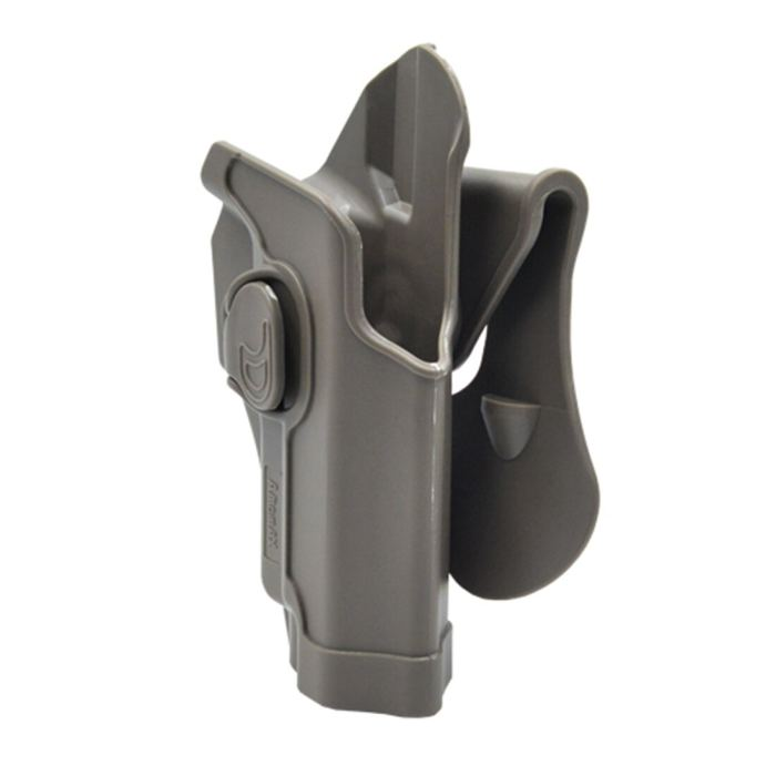 Amomax Tactical Holster for Tokyo Marui/ WE/ KWA/ KJW P226 Series -Right-handed