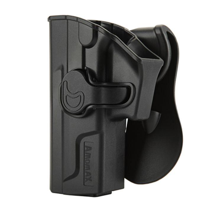 Amomax Adjustable Tactical Holster for Sig Sauer SP2022 - Left-handed