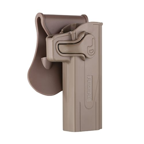 Amomax Tactical Holster for STI Hi-Capa 2011 Series/ Tokyo Marui /WE /KWA /KJW - Right-handed