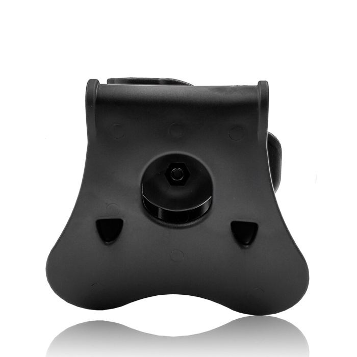 Amomax Tactical Holster for S&W M&P Shield 40 3.1/ 9mm 3.1 -Right-handed Black