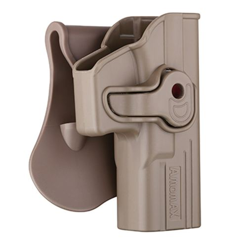 Amomax Tactical Holster for WE/ Tokyo Marui KJW Glock - Right-handed