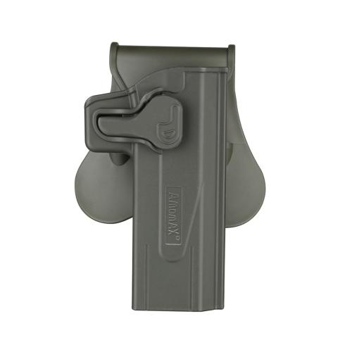 Amomax Tactical Holster for STI Hi-Capa 2011 Series/ Tokyo Marui/ WE/ KWA/ KJW - Right-handed