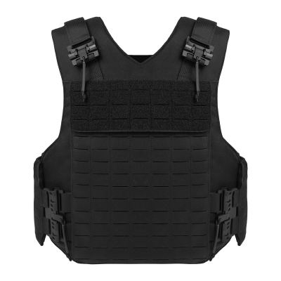 UTA Buffalo Laser Cutting Molle Plate Carrier Anti-stab Police Tactical Vest