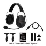 FCS AMP Double Channel Tactical Hunting Headset Pickup Noise Reduction Headphone