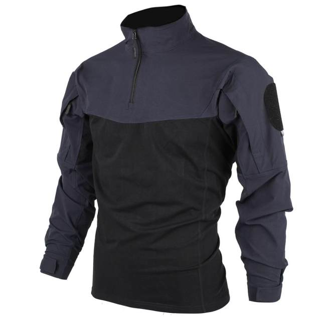 Bacraft TRN Tactical Hunting Combat Shirt Outdoor Long Sleeves BDU Uinform for Spring Autumn