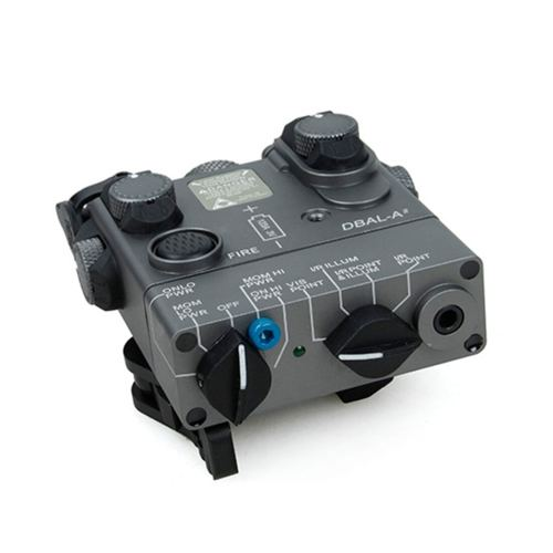 SoTac Devgru DBAL-A2 IR Laser Sight Tactical Hunting Night vision Flashlight Indicator