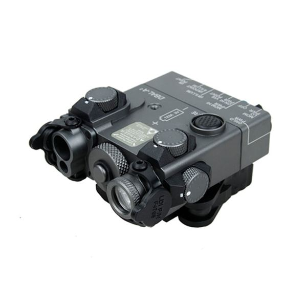 SoTac Devgru DBAL-A2 IR Laser Sight Tactical Hunting Night vision Flashlight Indicator