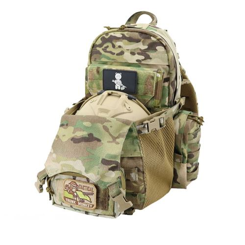 YOTE Detachable Shoulders Rucksack Tactical Hunting Backpack Helmet Bag - Multicam