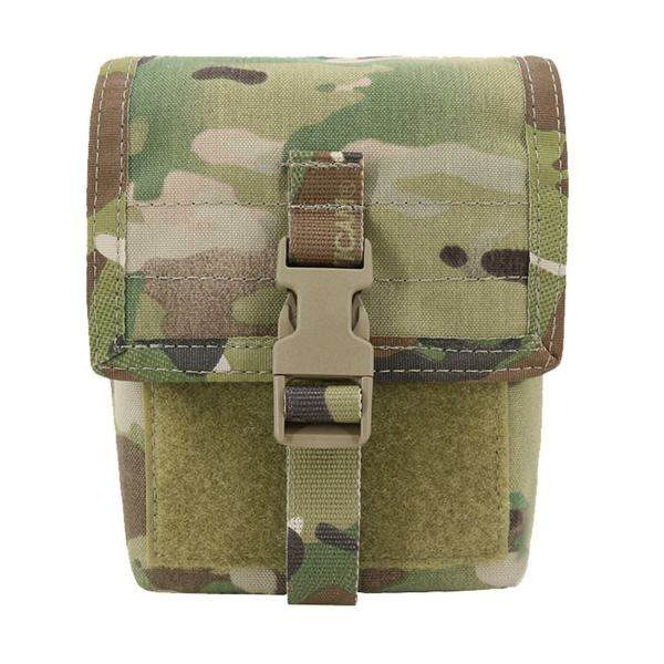 LBT Tactical Molle Dump Pouch 500D CORDURA Modular Accessories Bag- Multicam