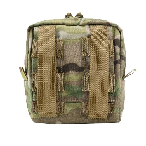 Crye Precision GP Tactical Dump Pouch 6×6×3 CORDURA Square - Multicam
