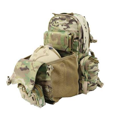 YOTE Detachable Shoulders Rucksack Tactical Hunting Backpack Helmet Bag - Multicam