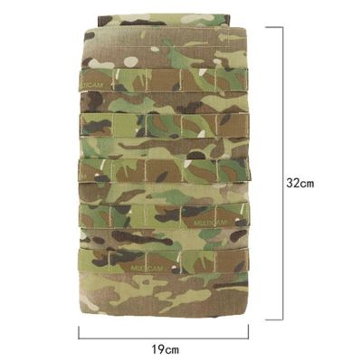 LBT 500D Cordura Tactical Molle Hydration Pouch Tactical Accessories - Multicam