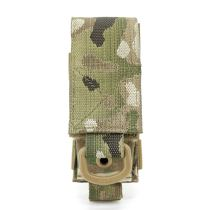 Tactical Hunting Flashlight Pouch Portable Multifunction Waist Belt Accessories Holder Pouch - Multicam