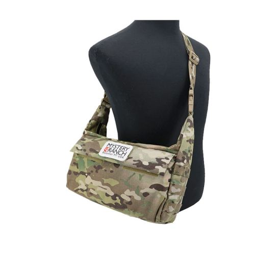 8.5L 500D CORDURA Tactical Portable Molle Shoulder Bag - Multicam