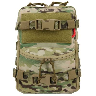 GMR Minimap Tactical Molle Hydration Flatpack Plate Carrier Accessories- Multicam