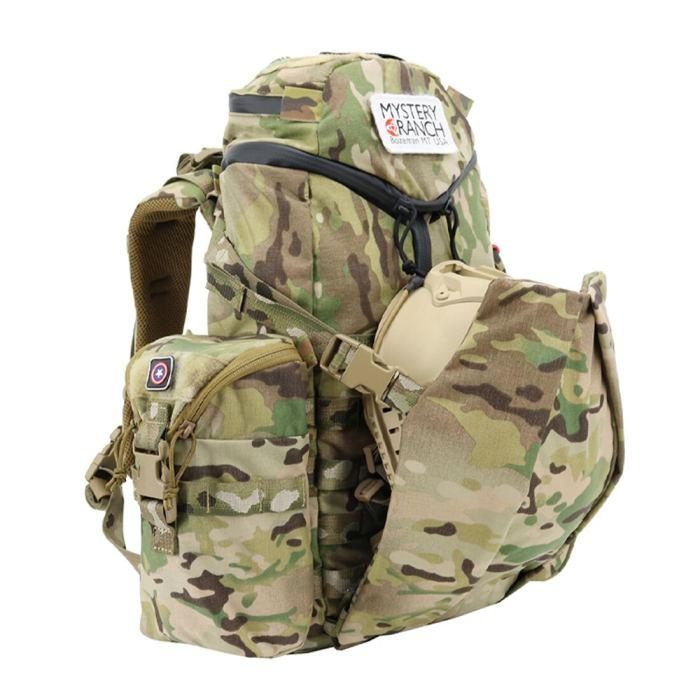 Y-shape Rip Zip Pocket 500D CORDURA Tactical Hunting Molle Pouch - Multicam