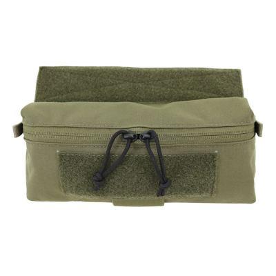 FCPC The Mini Dangler Tactical Belt Expanded Waist Attached Velcro Pouch - Multicam