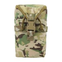 Y-shape Rip Zip Pocket 500D CORDURA Tactical Hunting Molle Pouch - Multicam