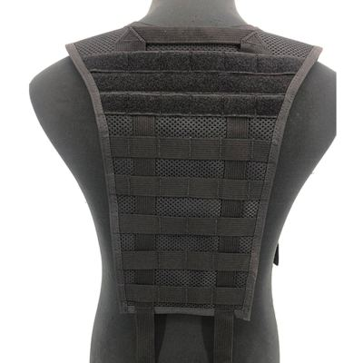500D Cordura Tactical Chest Rig Back Panel Quick Dry Molle Shoulder Strap Tactical Hunting Loadout Accessories - MC