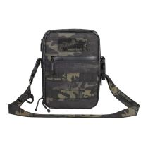 YHGEAR 1000D Cordura Molle Bag Outdoor Tactical Shoulder Bag Multifunction Portable Waist Hunting Bag- MCBK