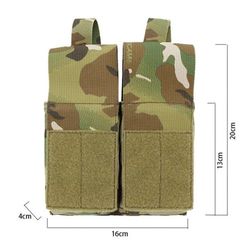 Eagle Industries 556 Tactical Double Mag Pouch- MC