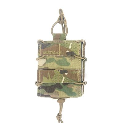 TYR Single 556 762 Mag Pouch 500D Cordura Tactical Huning Accessories Pouch- MC