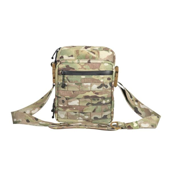 1000D Cordura Outdoor Tactical Molle Shoulder Commuting Bag- MC