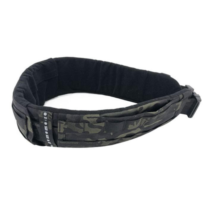 CP AVS Low Profile Belt 500D Cordura Tactical Hunting Molle Waistband - MC