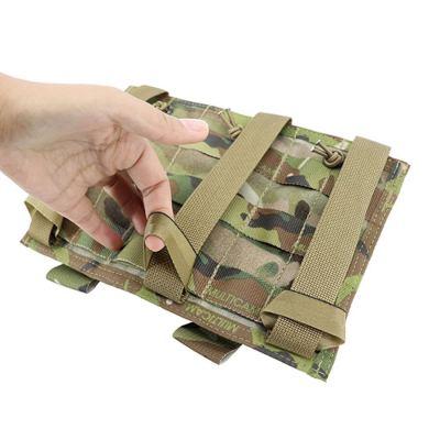 Paraclete Tactical Triple Mag Pouch - MC