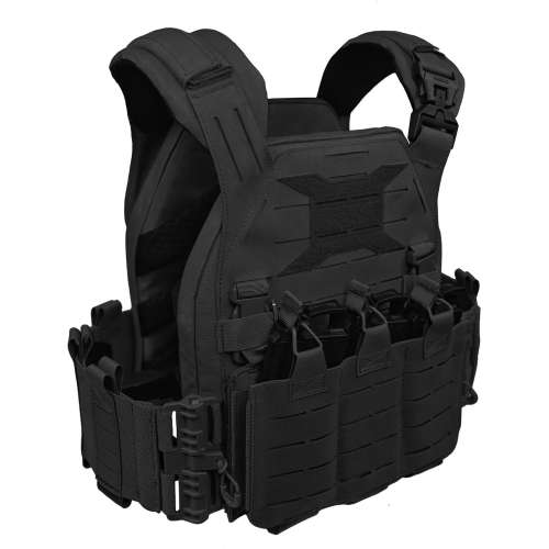 UTA X-Wildbee Tactical Plate Carrier Vest Fire-proof Infrared-proof Molle Vest