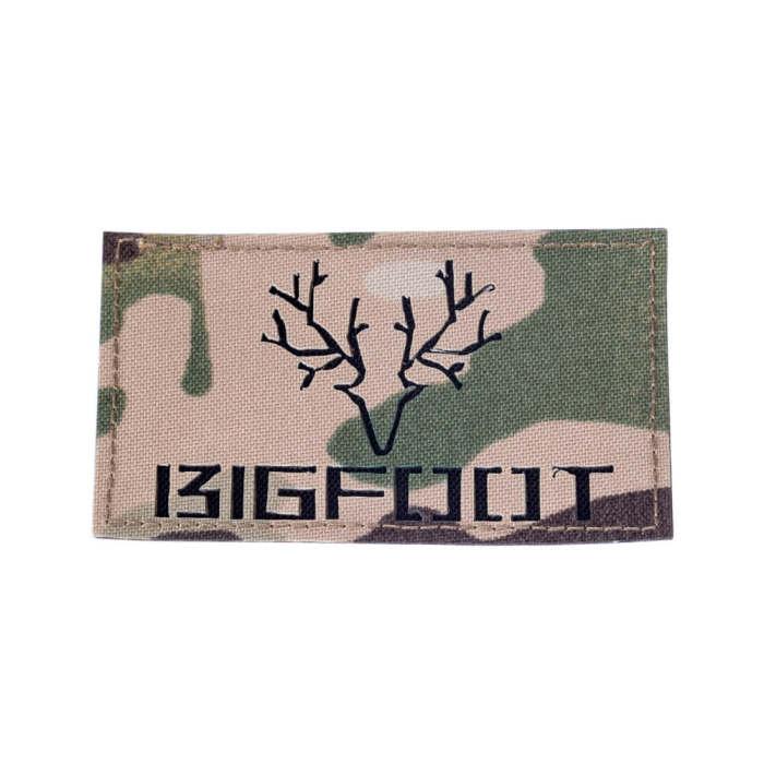 Bigfoot Laser Cutting Patch