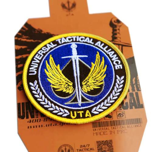 UTA Tactical Patches