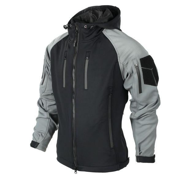 Bacraft TRN Tactical Waterproof Warm Coat  -Carbon Black