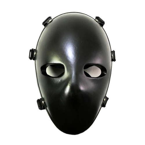 NIJ IIIA Aramid Tactical Bulletproof Full Face Mask for Police Military