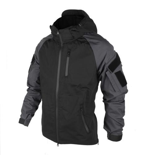 Bacraft TRN Outdoor Tactical Combat Coat Spring Autumn Hoodie Tactical Jacket