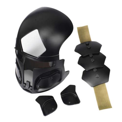 Boba Fett Mandalorian FAST Tactical Helmet Protective Mask