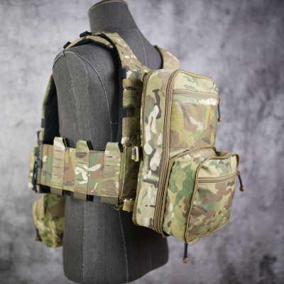 Bigfoot Tactical D3 Flatpack Plus Molle Hunting Hydration Bag
