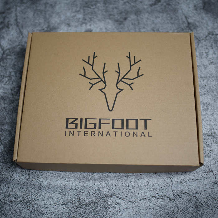 Bigfoot GTPC 2.0 Plate Carrier -Chassis Version