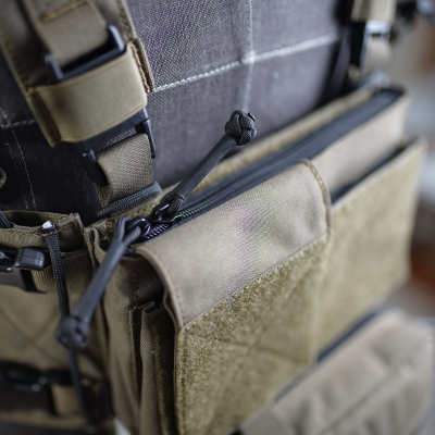 Bigfoot SS Style Micro Fight Chassis MK3 Chest Rig Mag Pouch