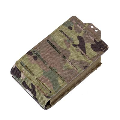 UTA Laser Cutting Tactical Molle 556 Mag Pouch 9mm Mag Pouch -MC