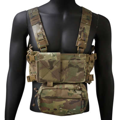 Bigfoot Tactical MK3 Chest Rig Chassis Pouch