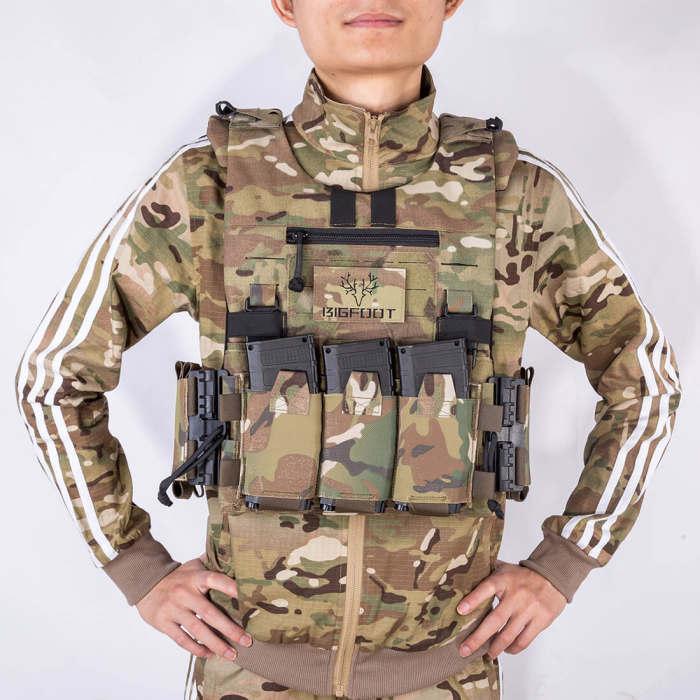 Workerkit Gopnik BDU Tactical Combat Uniform Suit for Outdoor Airsoft Leisure