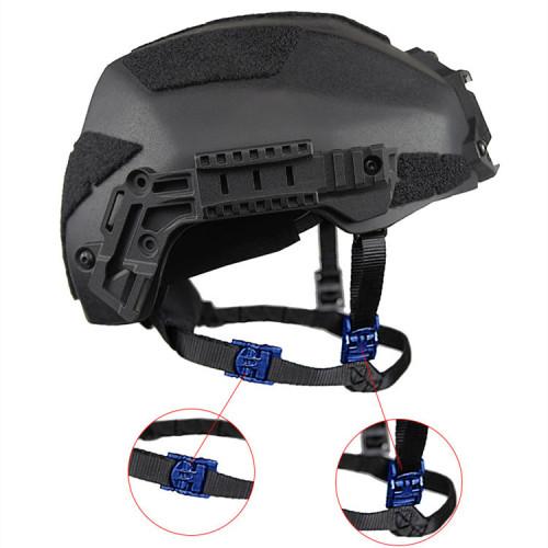 UTA Carbon Fiber Tactical Ratel Helmet