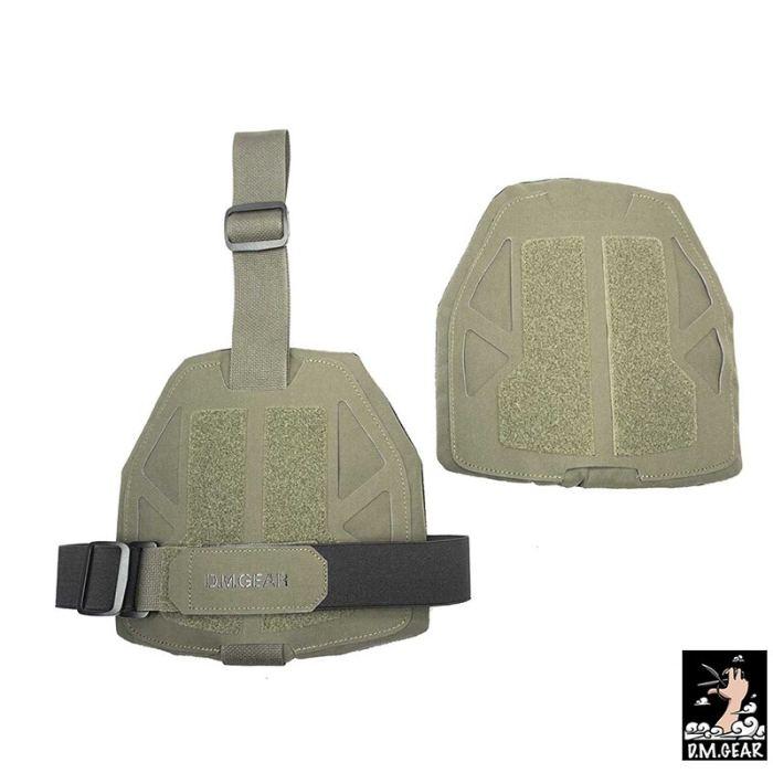 DMgear Tactical Shoulder Protector Universal Shoulder Armor Airsoft AC56