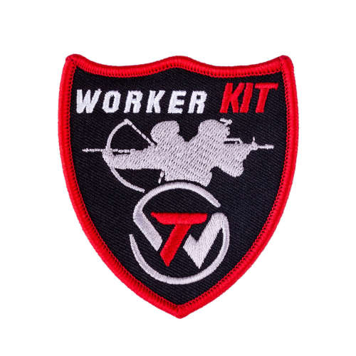 Workerkit Tactical Patches