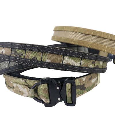 Ronin 45mm Cobra Buckle Quick Release Tactical Molle Combat Belt