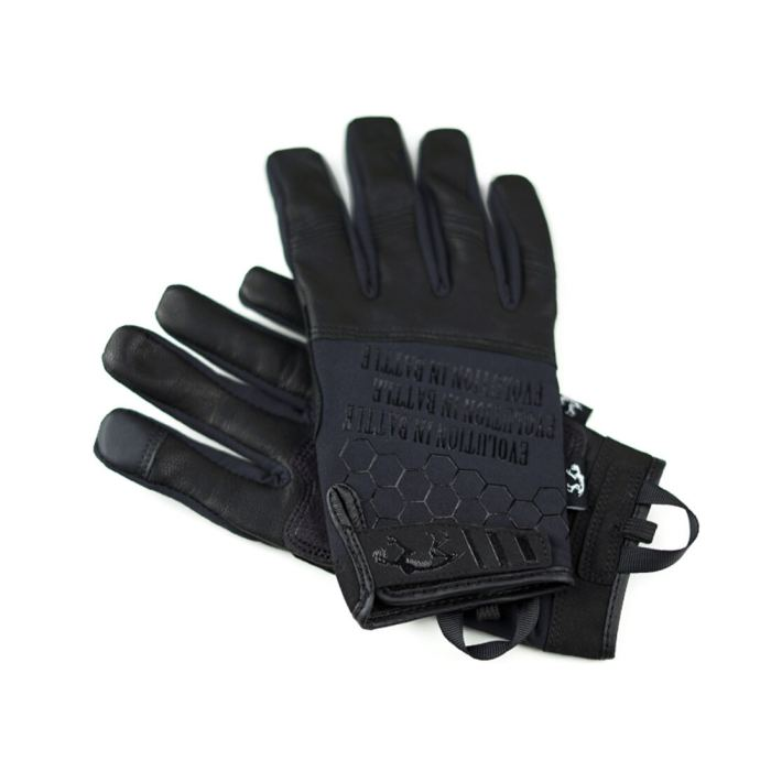 WORKERKIT AR Lightweight Tactical Hunting Gloves Outdoor Shooting Leather Combat Training Gloves for Airsoft